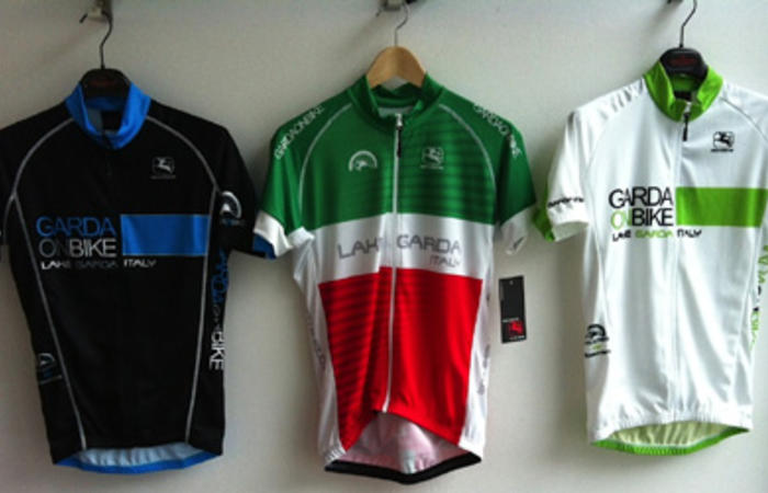 Garda bike shirt